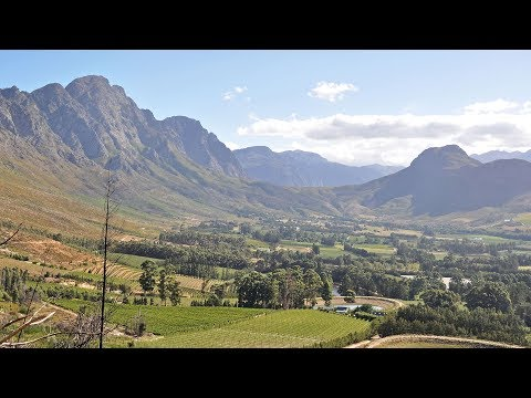 South Africa Travel Stellenbosch Franschhoek