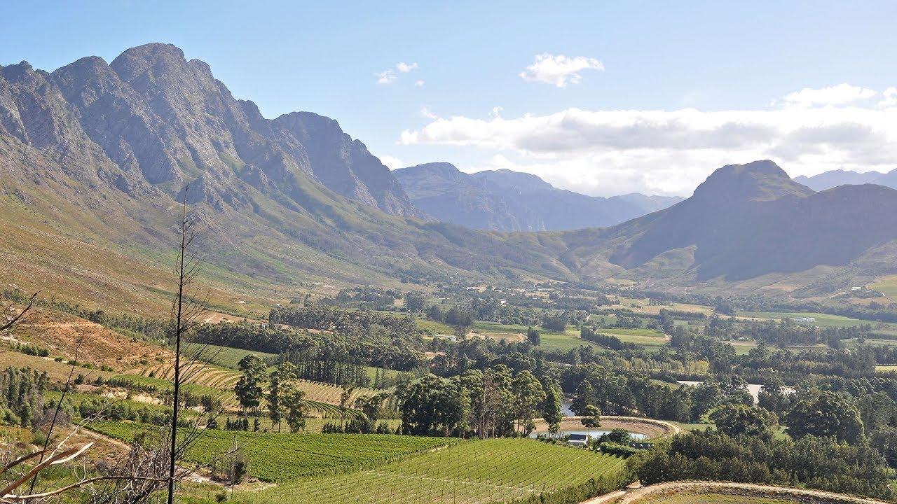 South Africa Travel Stellenbosch Franschhoek