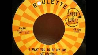 The Exciters. I Want You To Be My Boy (Roulette 4591, 1964)