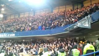 Bradford v Chelsea Wall of Noise