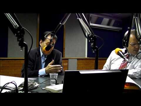 Jon Aizpúrua en LOS INOLVIDABLES por Unión Radio con Eduardo Rodríguez.