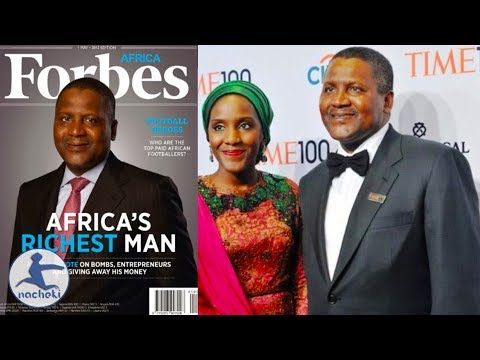 Africa's Richest Man Dangote Ranked 6th Most Generous in the