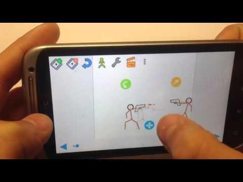 Как создать мультик на android