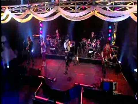 Adam Ant Performs Vince Taylor On Adam Hills