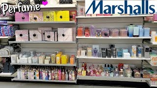 Marshalls PERFUME DEALS NAME BRAND * SHOP WITH ME 2020