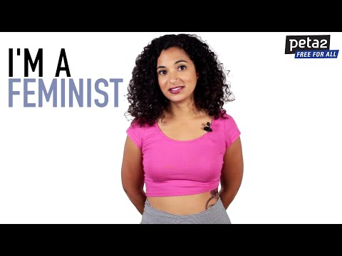 Why Animals Rights Is A Feminist Issue