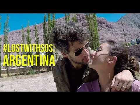 #LostWithSos in ARGENTINA!