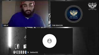 NON MESSIANIC & NEGRO ONLY DEBATE - SITUATION ROOM 43 - SICARII LIVE!