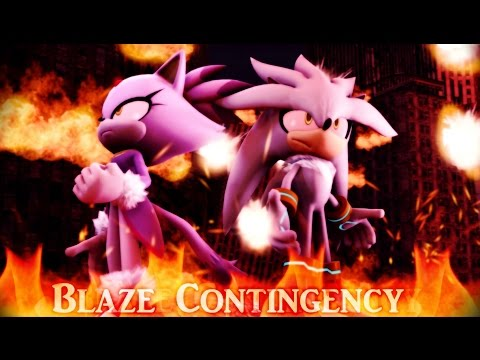 [SFM] Blaze The Cat Contingency The Movie