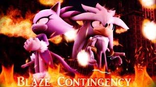 [SFM] Blaze The Cat Contingency The Movie
