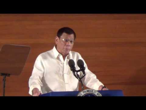 'It's all drama'': Duterte on Inquirer's 'La Pieta' front-page photo