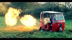 The ULTIMATE Tuk Tuk (rickshaw) Unleashed the TUK600 (Far Cry 4)