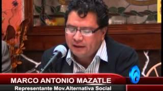 MOVIMIENTO ALTERNATIVA SOCIAL DESEMPLEO CONSTANTE EN PUEBLA