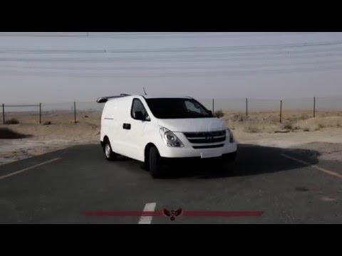Armoured Bulletproof Hyundai H1–CIT Vehicles Mexico Philippines Ethiopia Vietnam Egypt Iran Congo