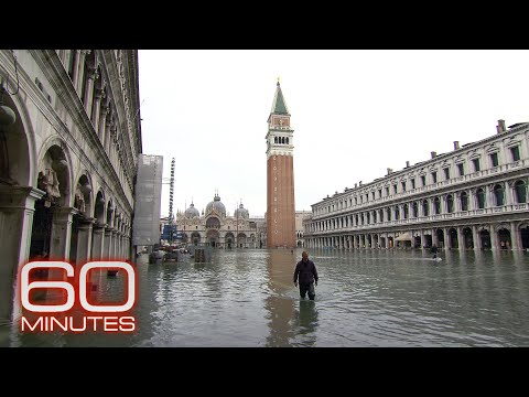 Venice flooding shows stakes of climate change