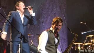 Spandau Ballet-FIGHT FOR OURSELVES-Live @ The Warfield, San Francisco, CA, January 23, 2015