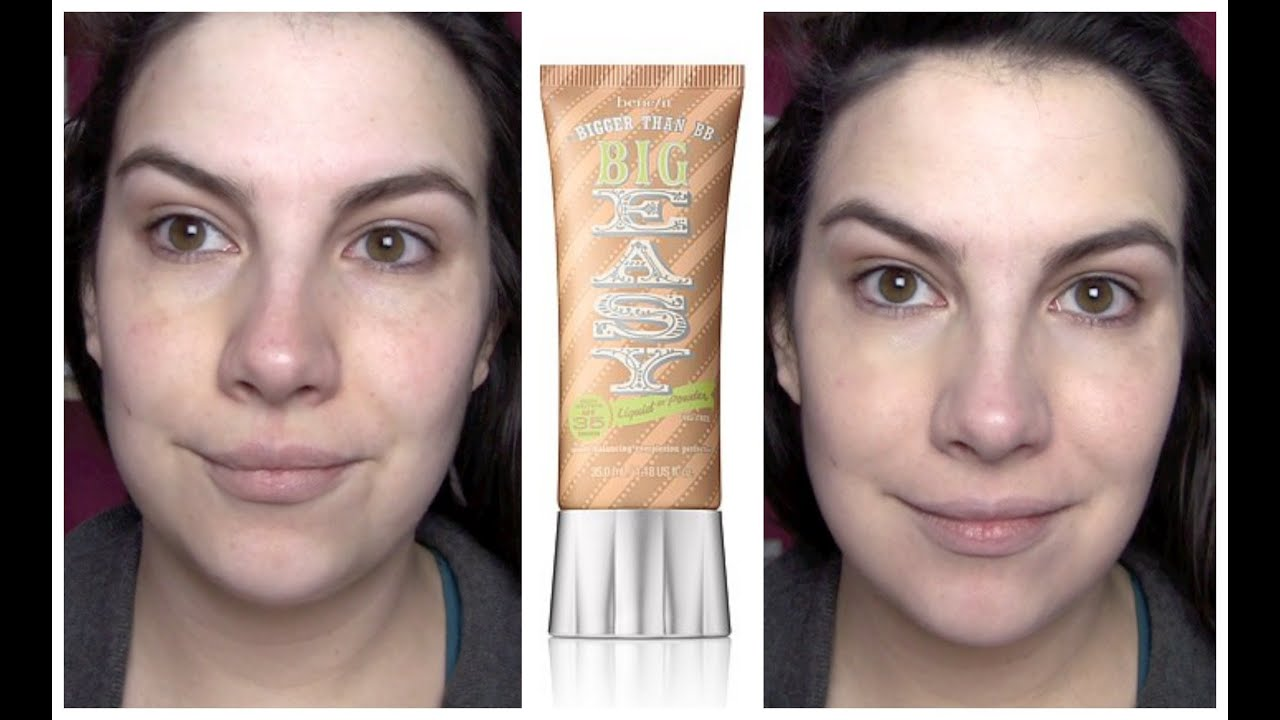 Benefit Big Easy Review - YouTube
