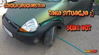 Szkoła Druciarstwa Sebix Hot Taka Sytuacja Ford KA Wazzup :)