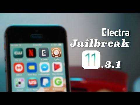 How to Jailbreak iOS 11.2-11.3.1 w/...