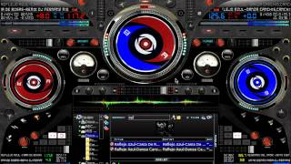 Reflejo Azul - Danza Canchis Canchis / Remix Dj Fernan2 Mix 2012