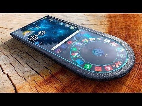 هذا الهاتف الذكي مصنوع من الخشب, أروع 8 هواتف ذكية غير عادية بالمرة  - نشر قبل 2 ساعة