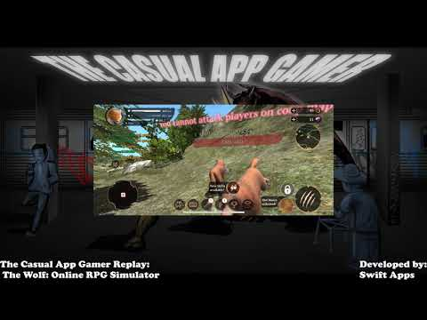 The Wolf: Online RPG Simulator - The Casual App Gamer