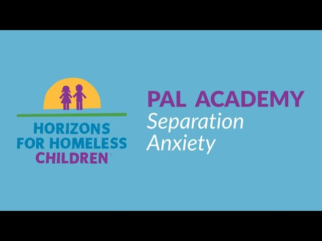 PAL Academy - 03 - Separation Anxiety