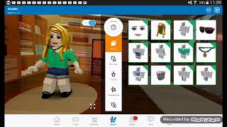 Teaching to change character color in Roblox