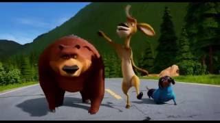 Сезон охоты | Байки из леса — Русский трейлер 2016