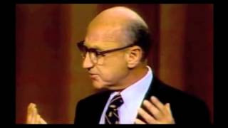 Milton Friedman: What is Socialism?