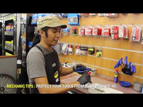 Protect your Tools from Rust with WD-40 | Pro Tips 2