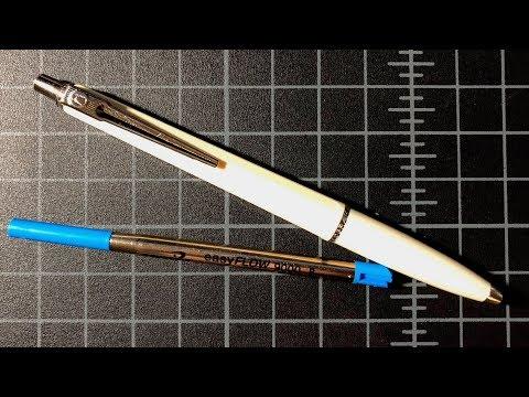 Ballograf Epoca P Ballpoint Pen Upgrade To Schmidt EasyFlow 9000 Refill