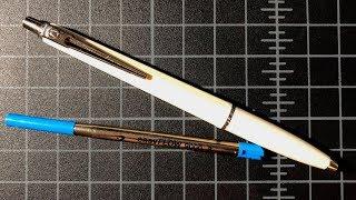 Gambar cover Ballograf Epoca P Ballpoint Pen Upgrade to Schmidt EasyFlow 9000 Refill