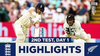-england-v-new-zealand-day-1-highlights