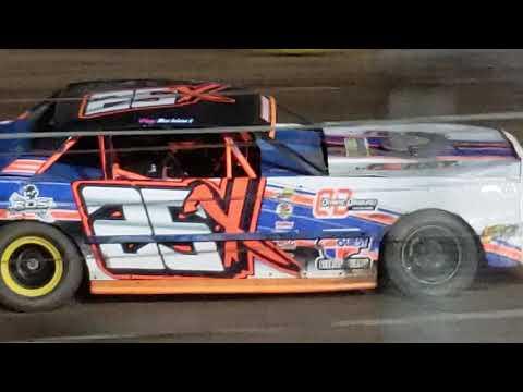 Stock car feature Salina Speedway 5.17