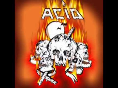 Acid - Hooked On Metal