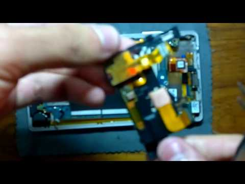 Xperia ZL Disassemble