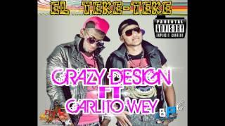 Crazy Desing Feat Carlito Way-El Teke Teke instrumental