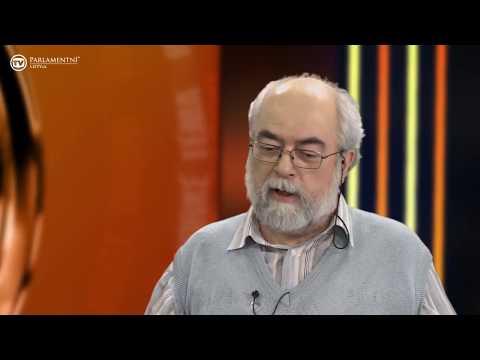 Bezpečnostní analytik Jan Schneider mmj. také o neziskovkách a fake news