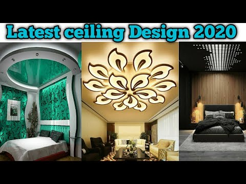 latest-ceiling-designs-2020-|-ceiling-design-pictures-living-and-bedroom,false-ceiling,-wood-face