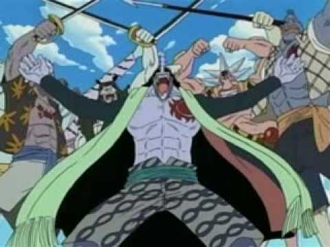 YTP One Piece: Arlong Buys Sex Slaves