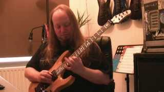 Marcel Coenen - Morning Star (Vinnie Moore Cover)