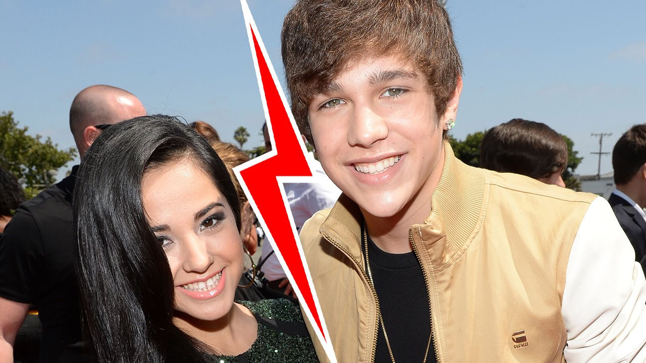 os austin mahone dating becky g After months of dropping hints on instagram, austin mahone and becky g finally confirmed that they're dating the young couple has been uploading sweet snaps on the photo-sharing site but had not openly admitted to the relationship until recently the shower singer was the first to admit the real score.