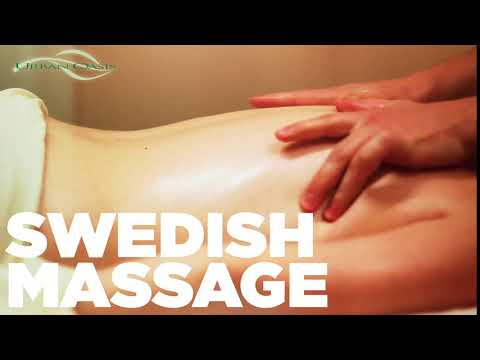 Swedish Massage - Urban Oasis Chicago