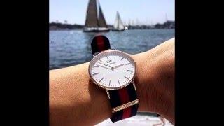 DANIEL WELLINGTON Стильные мужские наручные часы!!!Скидки!(Купить часы DANIEL WELLINGTON можно по ссылке ниже на официальном сайте!! http://dw.true-gooods.ru/?ref=49337&lnk=933009 Цена 1990 руб. ..., 2016-04-22T06:24:24.000Z)