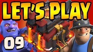 FINAL BARRACKS + Queen Upgrade TH10 Let's Play ep9 | Clash of Clans