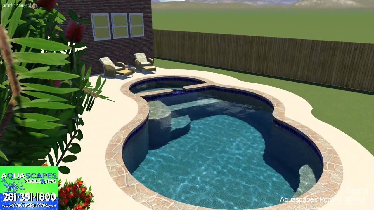 Vip suite 3d swimming pool design software youtube for Pool design program