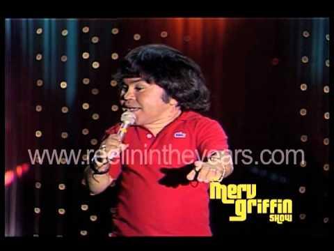 Herve Villechaize- Song and Interview-Golden Throats! (Merv Griffin Show 1981)