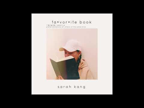 Favorite Book – Sarah Kang