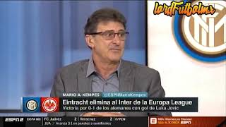 Fuera de Juego- Dembélé baja, Inter 0  Eintracht 1, Arsenal 3 Rennes 0, Slavia P 4 Sevilla 3,